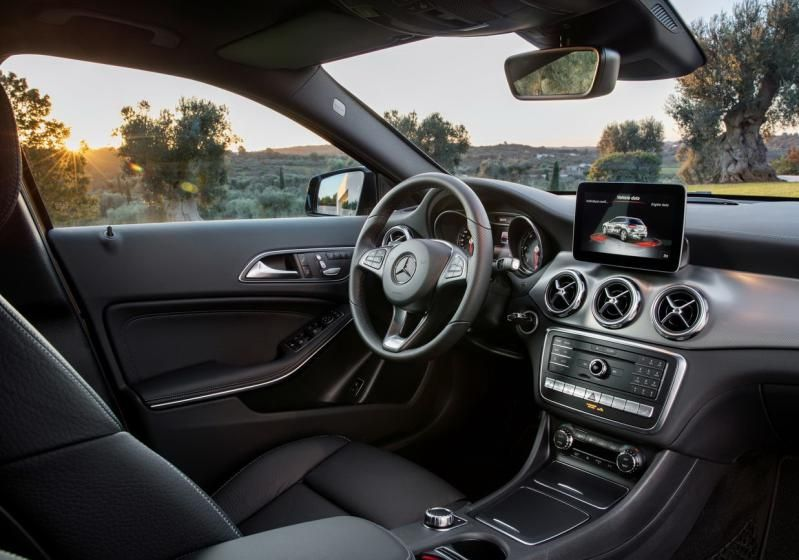 2018 Mercedes-Benz GLA interior | cars | Pinterest