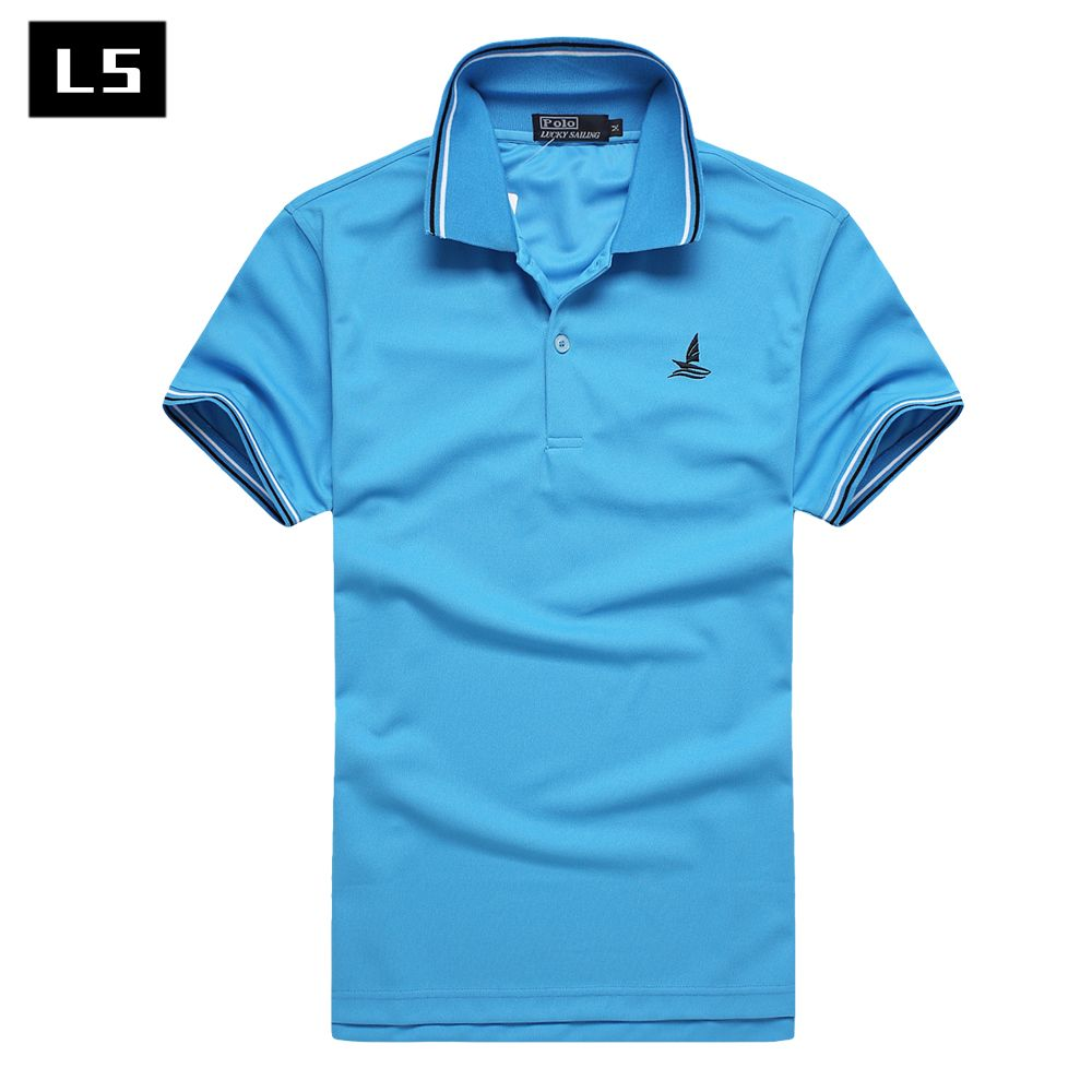 2017 Fashion England Style Ls Brand Casual Polos Mens 35 Cotton