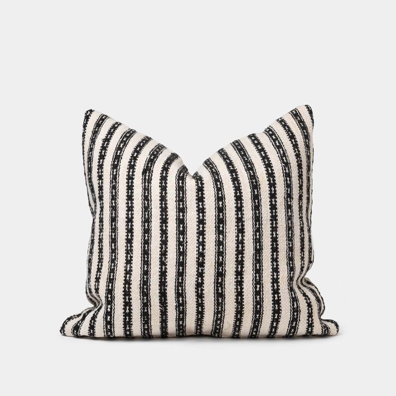 Jace Shoppe Amber Interiors Vintage Textile Pillows Pillows Amber Interiors