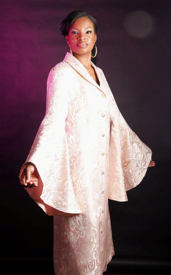 Ministry Robe Rebekah by DesignsByTessianLeak on Etsy, $225.00 ...
