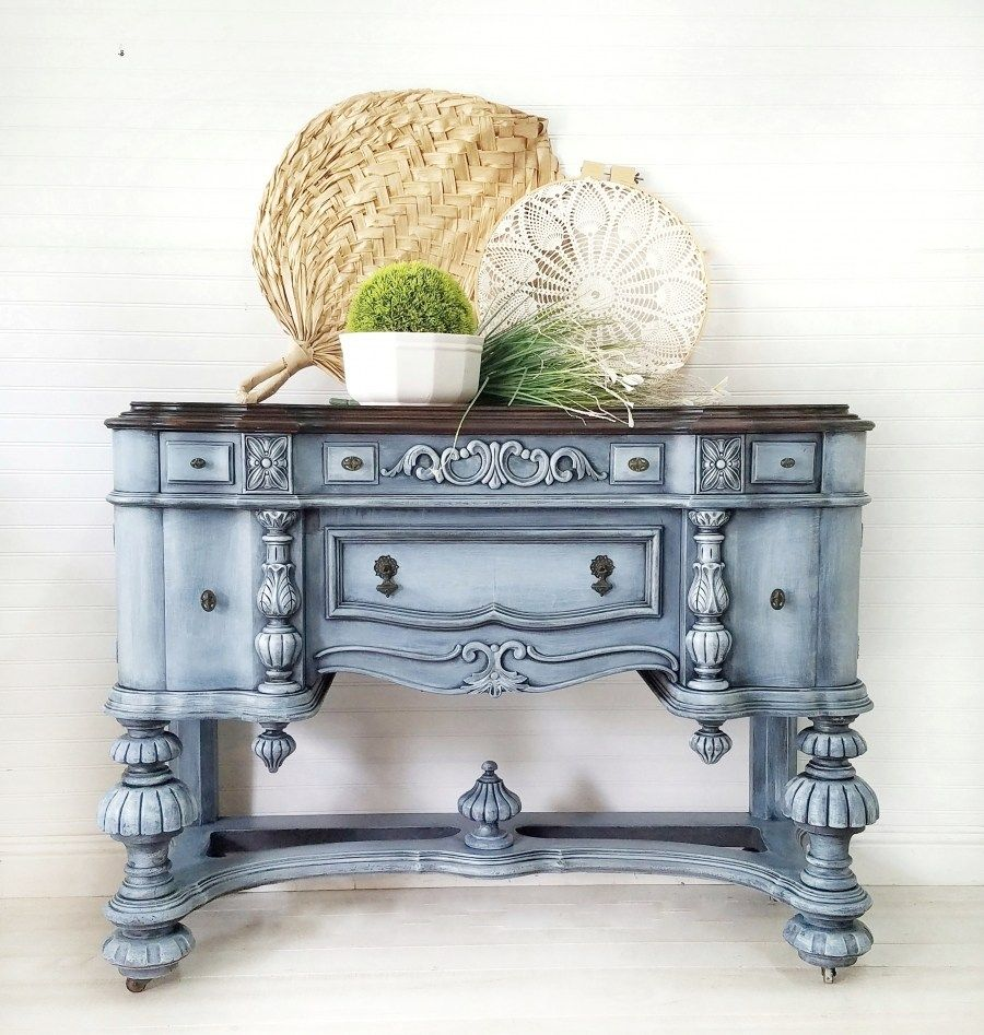 30 Painted Furniture Projects - Design by D9