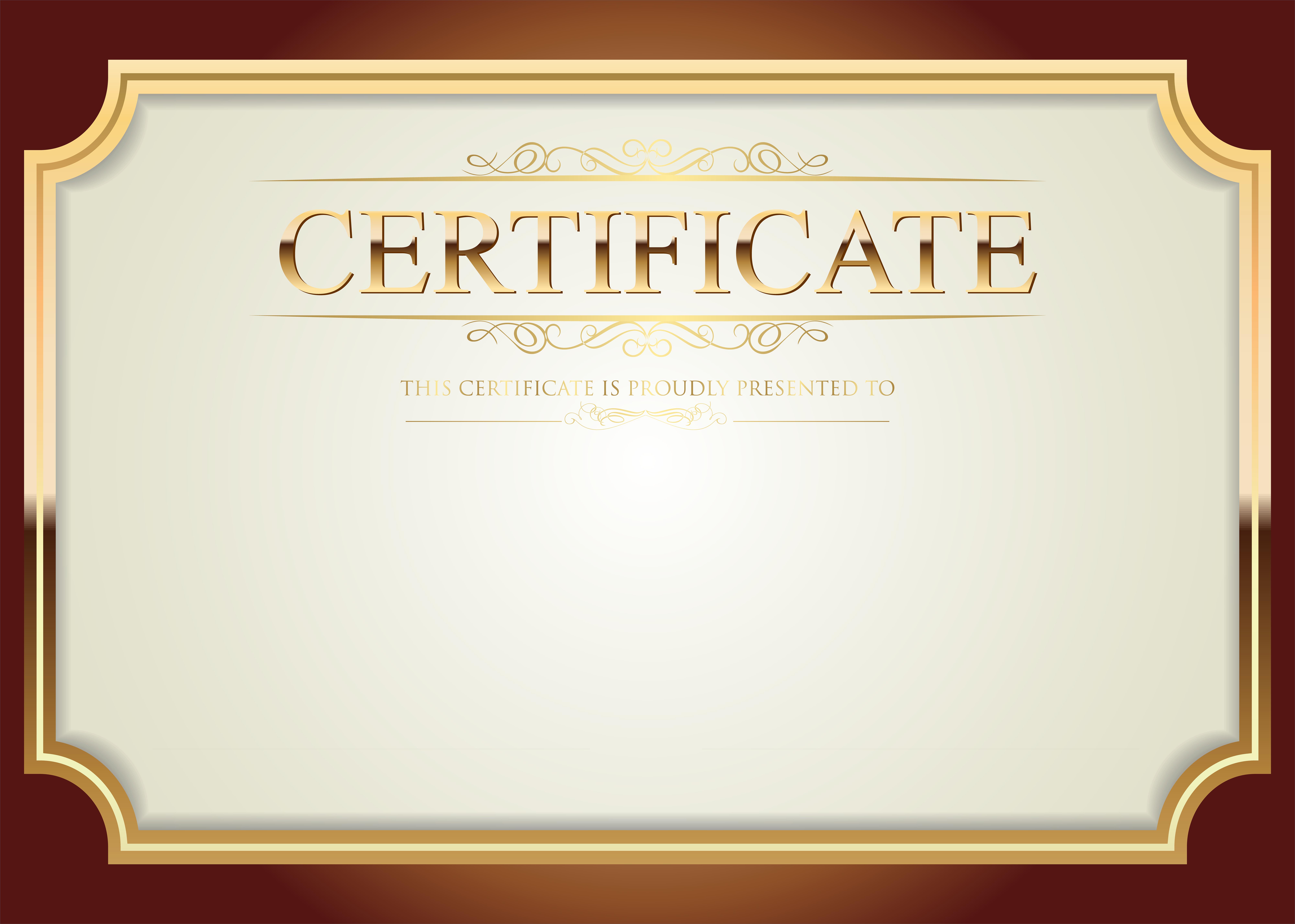 Großartig Zertifikat Powerpoint Vorlage Bilder - Entry Level Resume ...