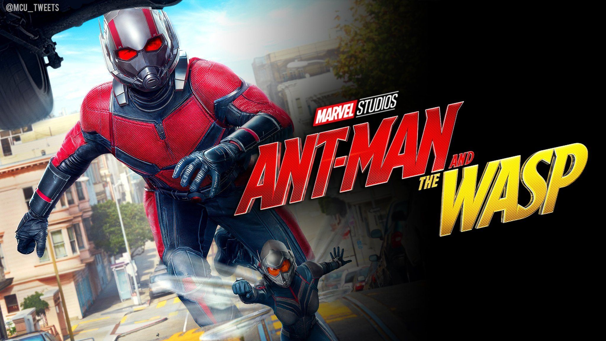 Ant Man And The Wasp 2018 New Hd Tc Hindi English 720p 480p Dual