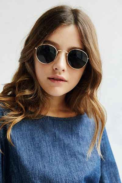a1f0ea1d1 UrbanOutfitters.com: Awesome stuff for you & your space Ray Ban Round  Sunglasses