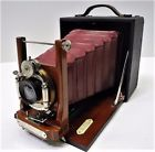 Antique MANHATTAN OPTICAL CO.  Cycle Wizard 4 x 5 Plate Camera