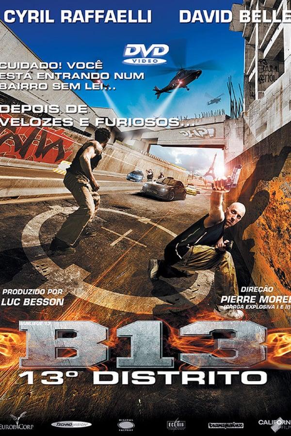 B13 13º Distrito Dublado Filmes B Filmes Hd Filmes