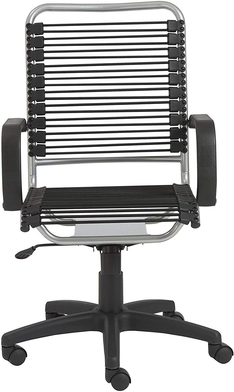 Eur Style Bradley Bungie office chair, L 27 W 23 H 37.543