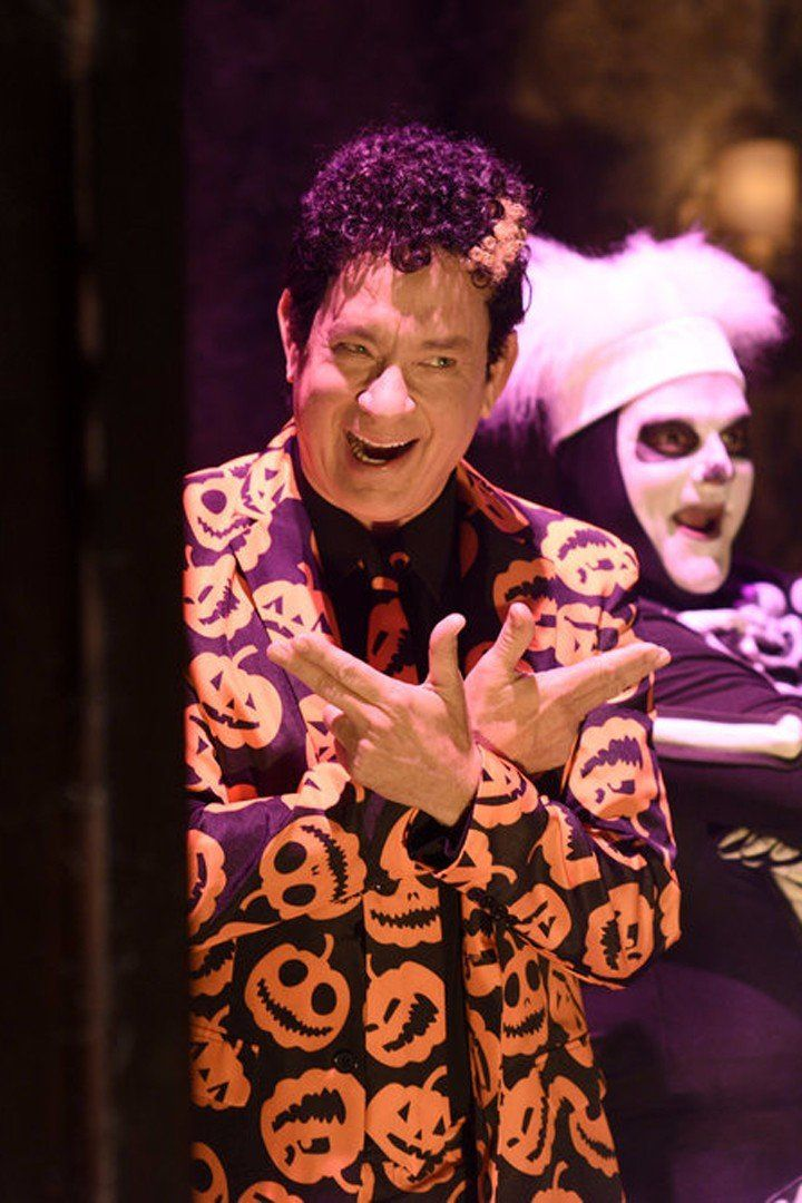 tom hanks will revive david s pumpkins this halloween any questions