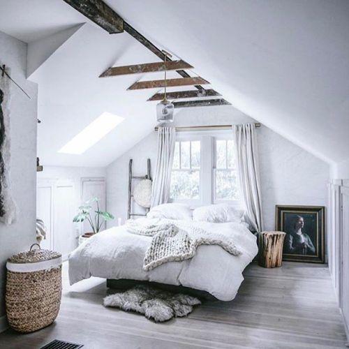Pin von denise koss auf wohnung schlafzimmer for Dachgeschosswohnung dekorieren