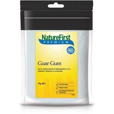 Natures First Guar Gum 75g - http://www.veggiemeals.com.au/shop/grocery/natures-first-guar-gum-75g/ #75G, #First, #GroceryGtPowders, #Guar, #Gum, #Health, #NatureS, #Products #veggiemeals #vegetarian