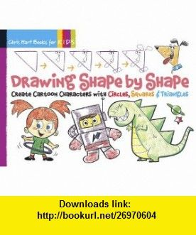 Drawing Shape By Shape Create Cartoon Characters With Circles