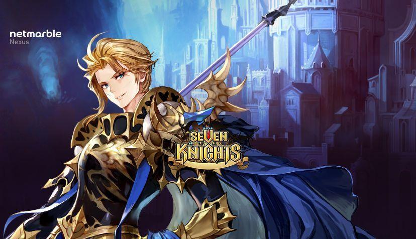 Seven Knights Dellons   SK   Seven knight, Knight, Sasuke uchiha
