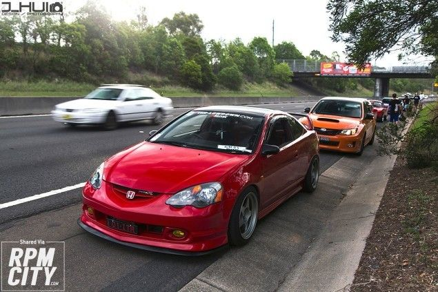 Loving This Red Rsx Picture Rpm City Honda City Acura Rsx Acura Rsx Type S