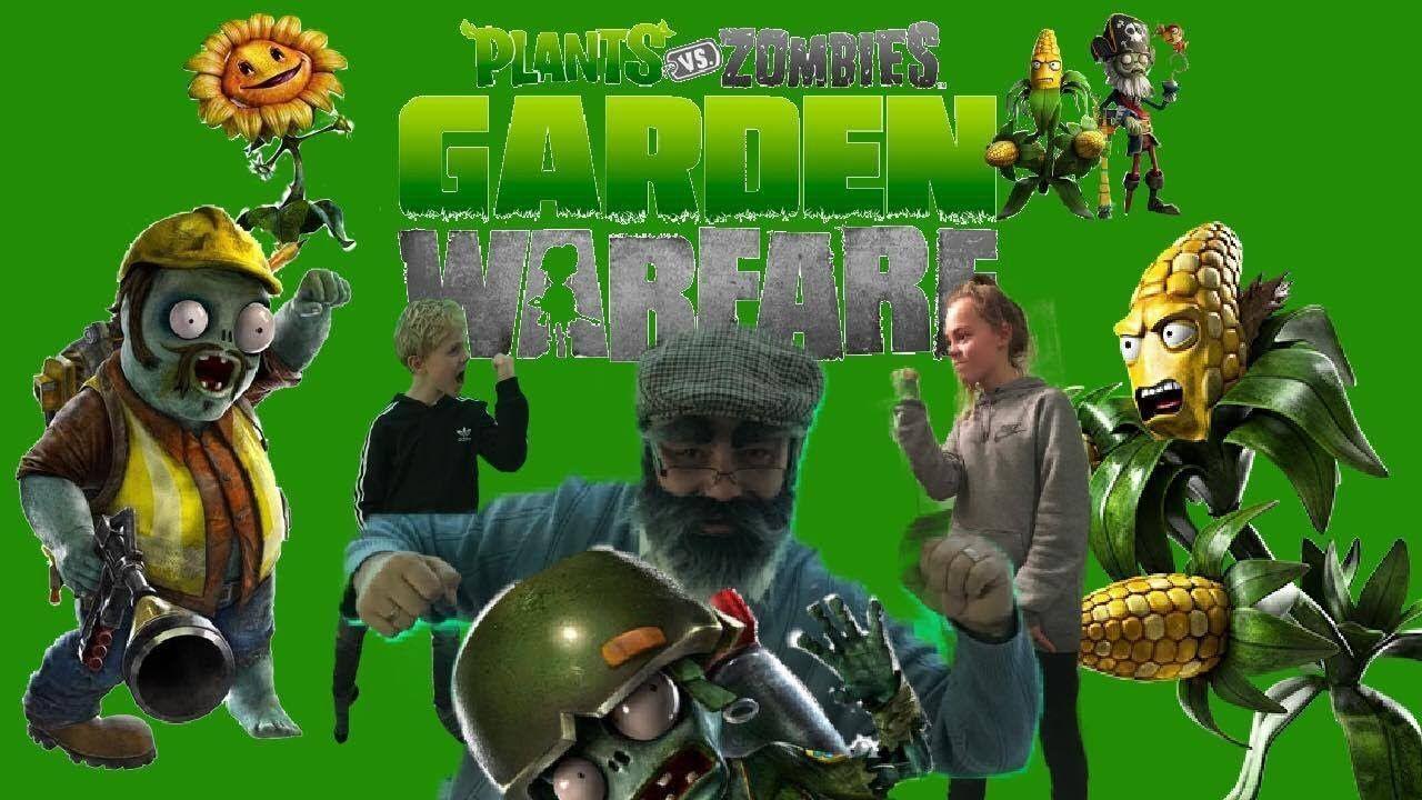 Plants vs Zombies Garden Warfare 2 split screen PS4 WHO