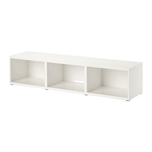BESTÅ Mueble TV, blanco | Muebles salon, Salón y Tv
