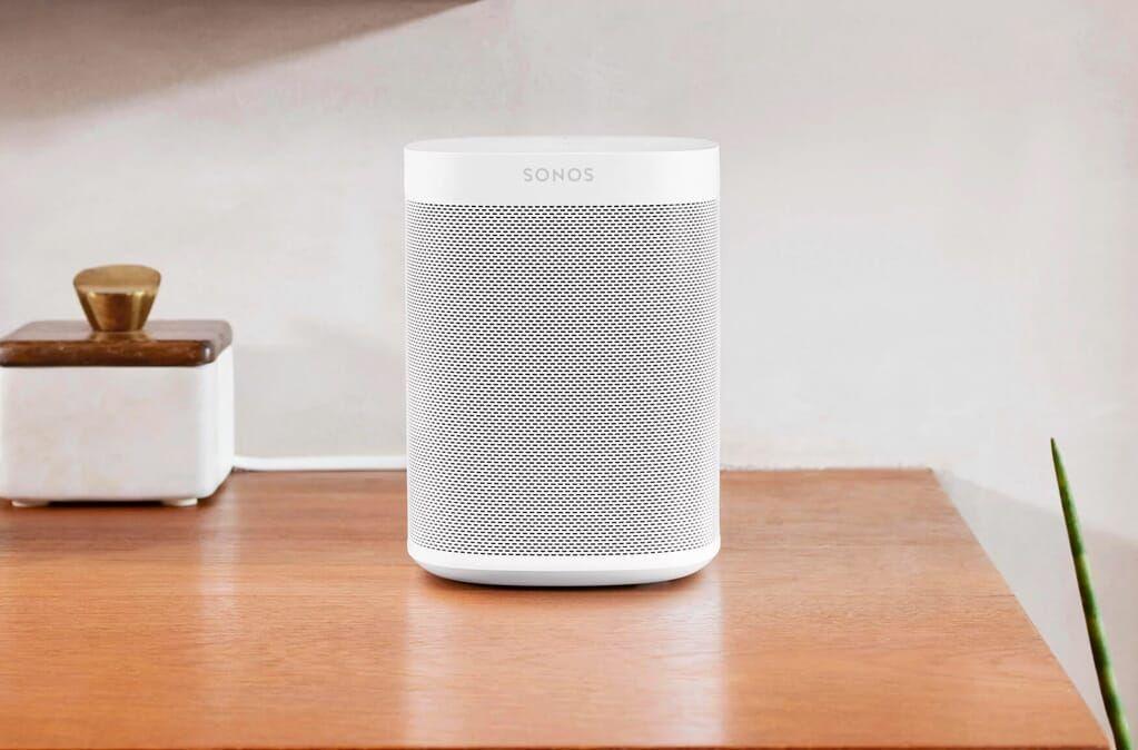 Sonos One Gen 2 In 2020 Sonos One Sonos Smart Speaker