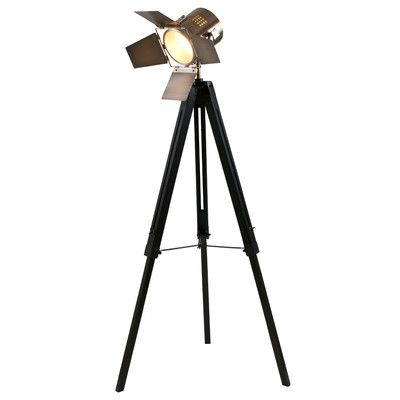 Pacific Lifestyle Hereford 139cm Tripod Floor Lamp