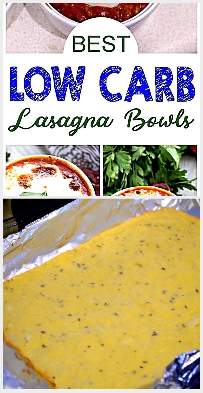 Keto Lasagna Bowls  BEST Low Carb Lasagna Recipe Easy 5 Ingredient Meal No Noddle Lasagna Keto Lasagna Bowls  BEST Low Carb Lasagna Recipe Easy 5 Ingredient Meal No Noddl...
