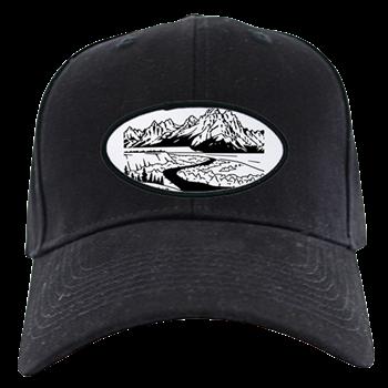 Baseball Hat By Ravenabouttheparks Cafepress Baseball Hats Black Baseball Cap Black Cap