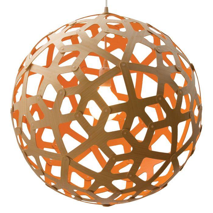 David Trubridge Coral Light | Coral pendant, Pendant light