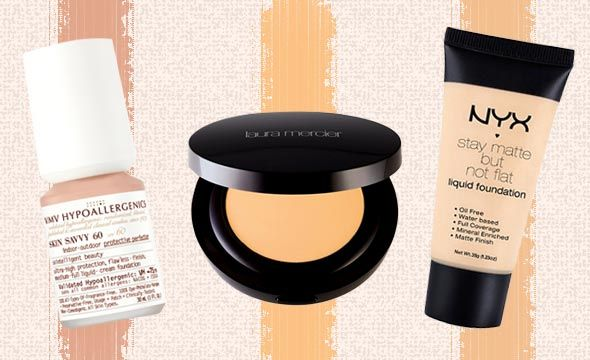 Customer Recos: 7 Foundations That Suit Shiny Skin
