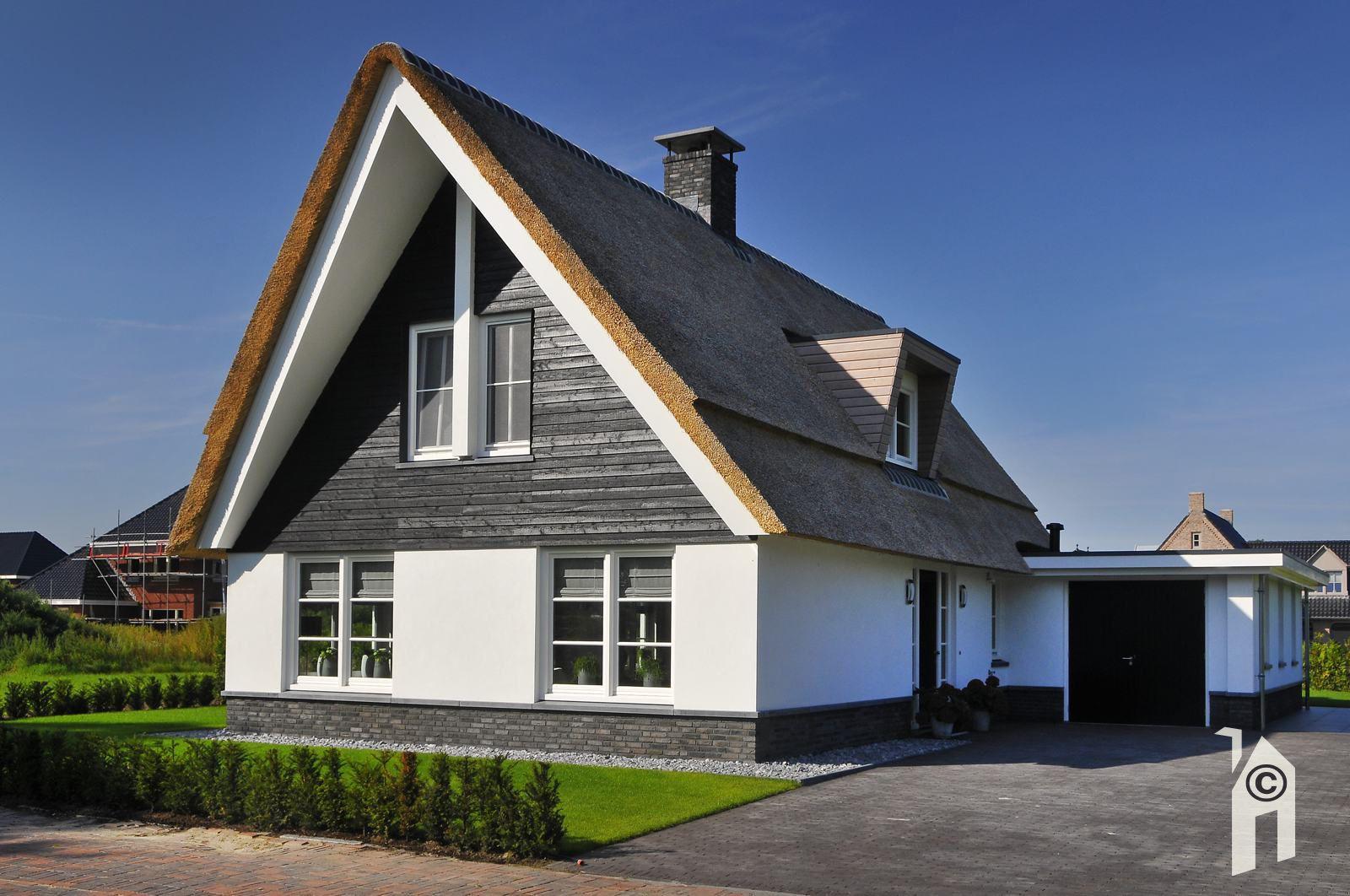 Bekhuis kleinjan het lonkende landhuis for Modern landhuis