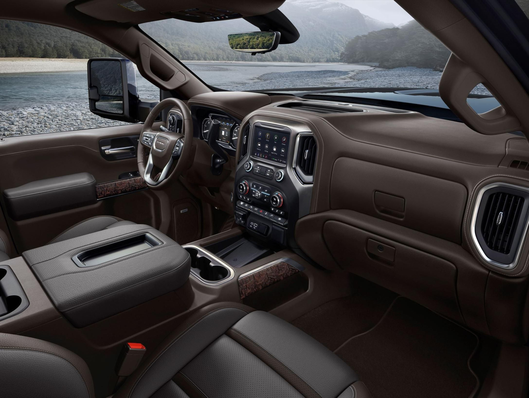Perfect 2020 Gmc Denali 3500 Dually Interior And Description Di 2020
