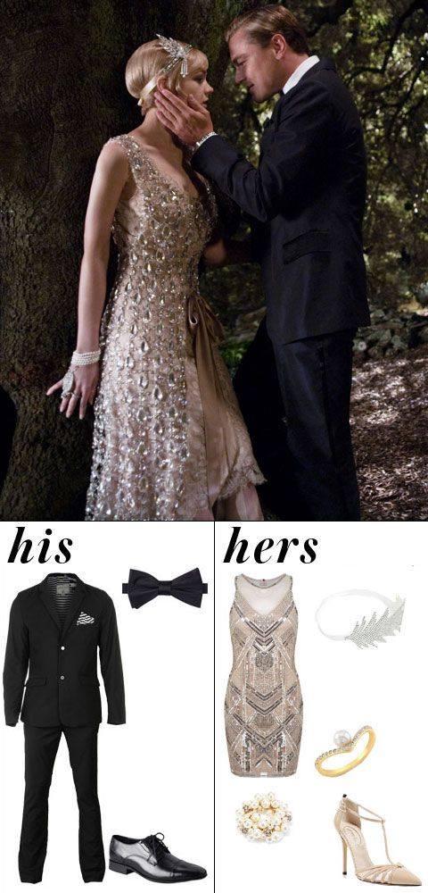10 Iconic Couples to Dress Up as This Halloween | Gatsby ...