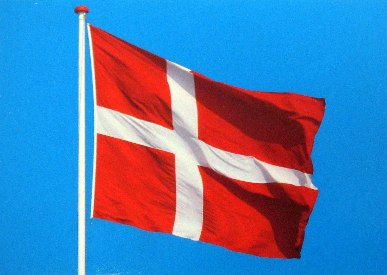 Postcards Of Nations Denmark Flag Denmark Flag Flag Danish Flag