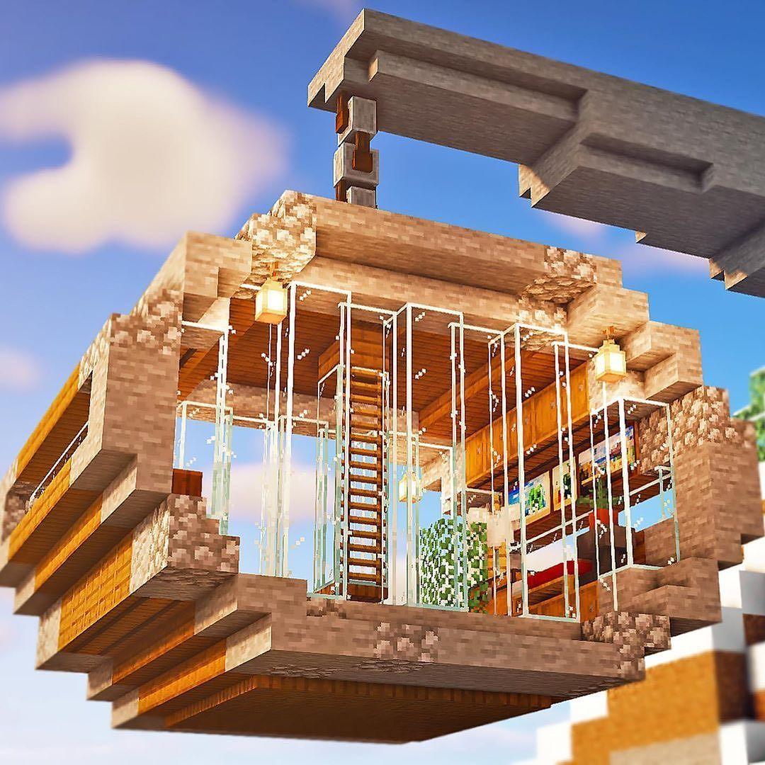 Minecraft House Tutorial Step By Step