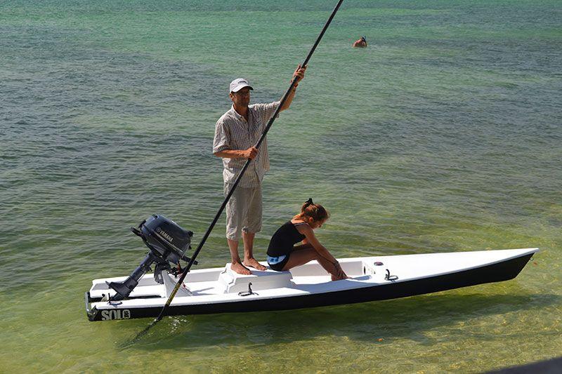 Motorized Fishing Kayak Pictures Kayak Boats Shallow Water