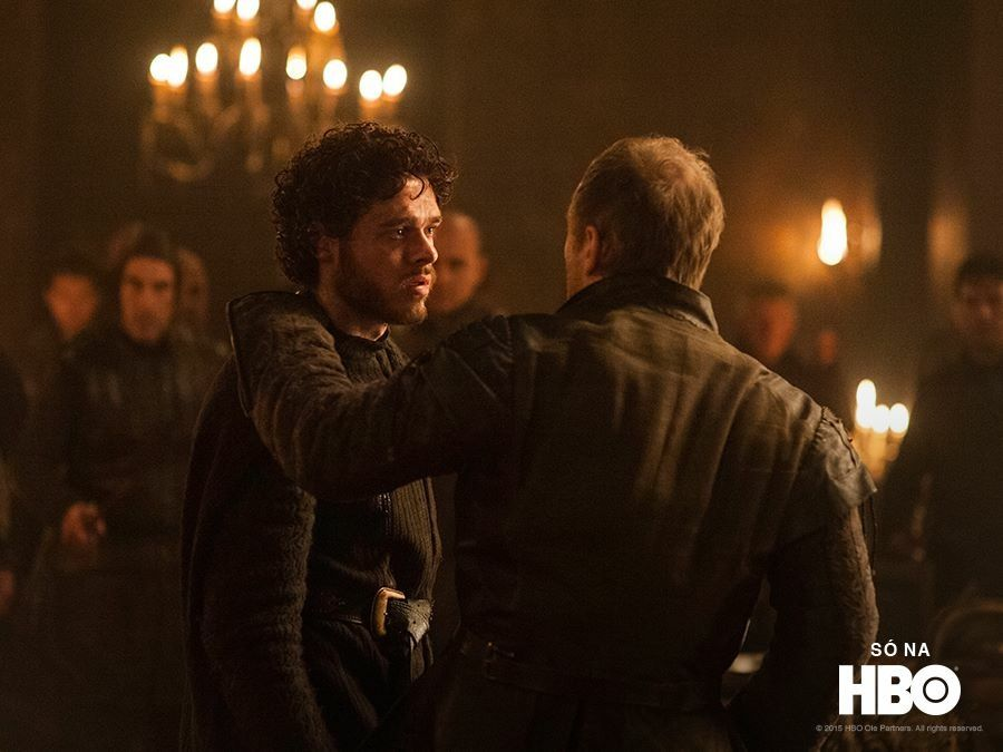 Robb Stark Red Wedding Stills