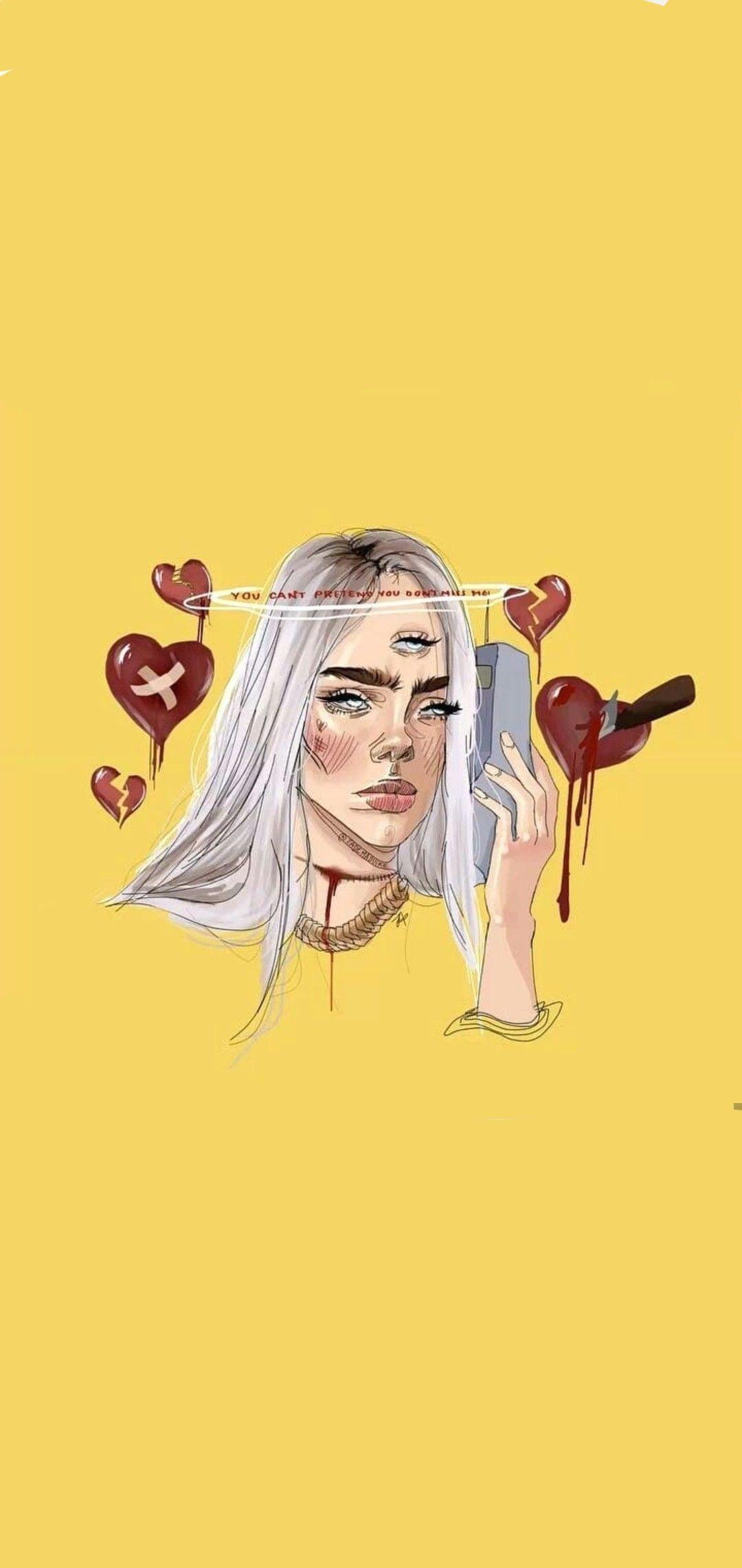 Billie Eilish Wallpaper Iphone New 1096 Best Billie Eilish Is My