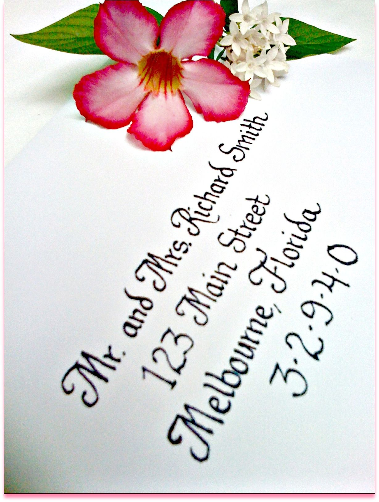 Lucida Calligraphy Font Weddingcalligraphy Calligraphy