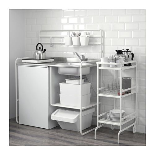 Amenagement Kitchenette: IKEA - SUNNERSTA Mini-kitchen