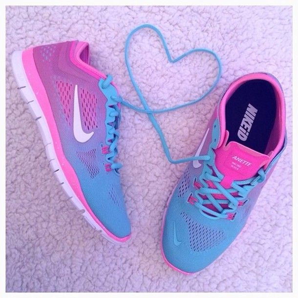 new style c16d5 61689 blue pink ombre ombre shoes ombre free run 4.0 nike id