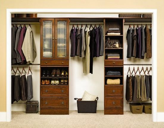 Superieur Home Products From Sauder Closets: Lancaster Closet