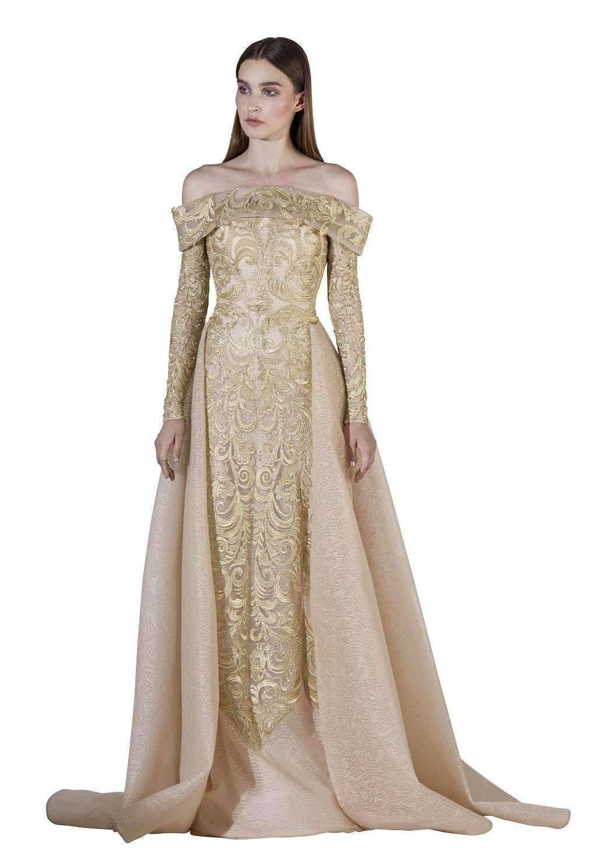 Saiid Kobeisy Re3411 Fantasy Dress Fantasy Gowns Beautiful Dresses