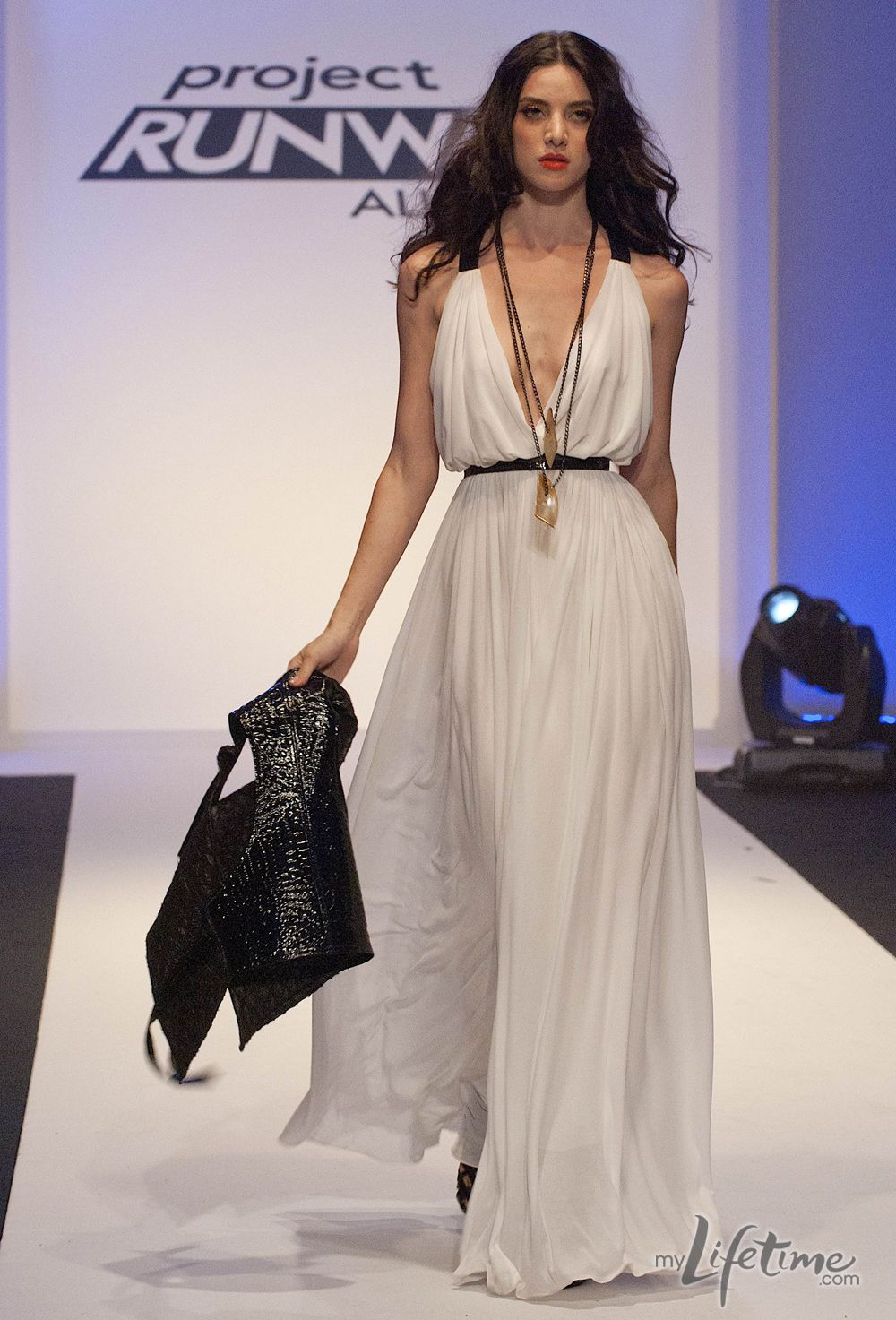 Michael costellous runway look wedding dresses and other dresses