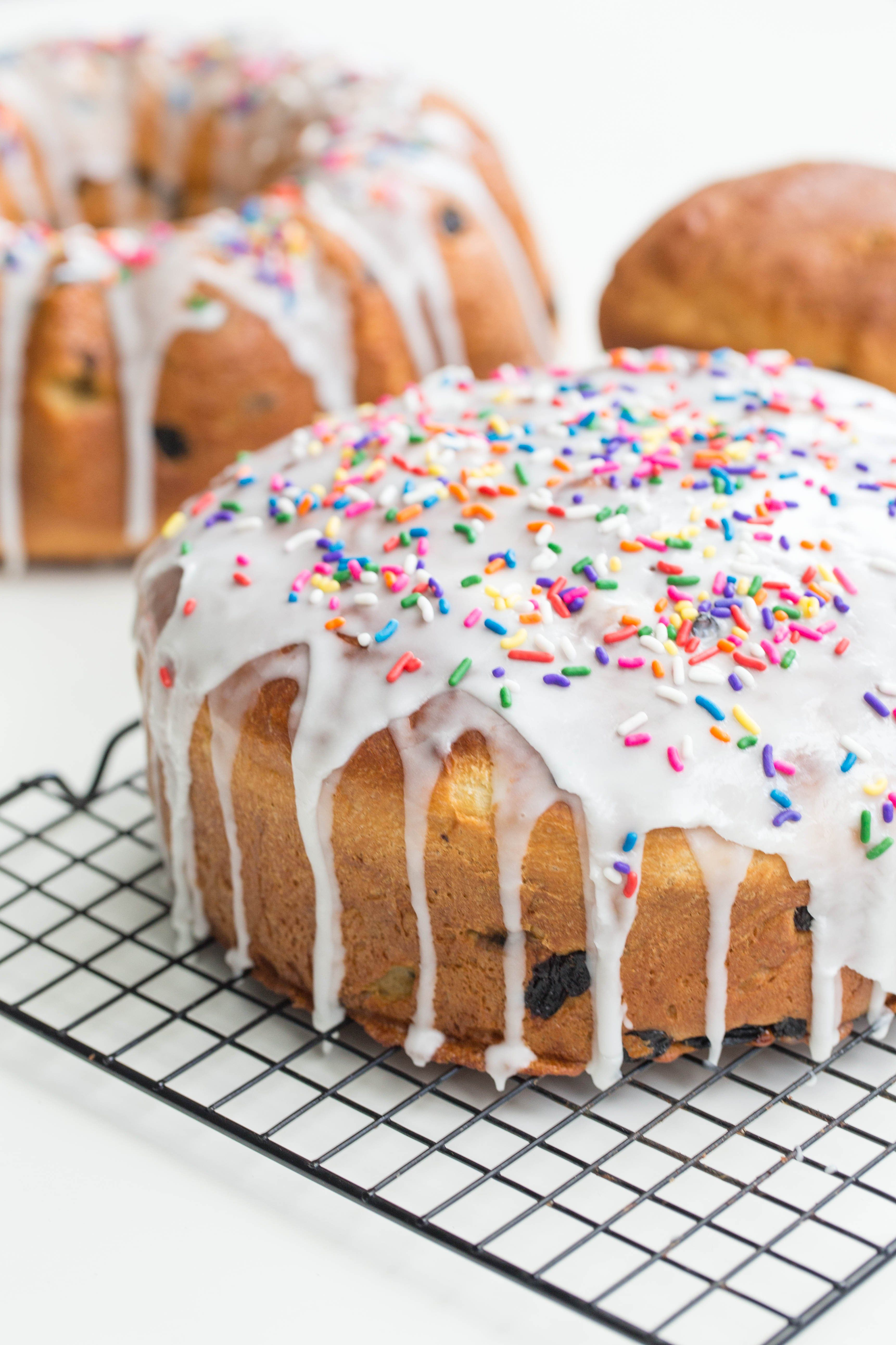 Pin by Beverly Wenkosky on Breads in 2020 | Easter bread ...