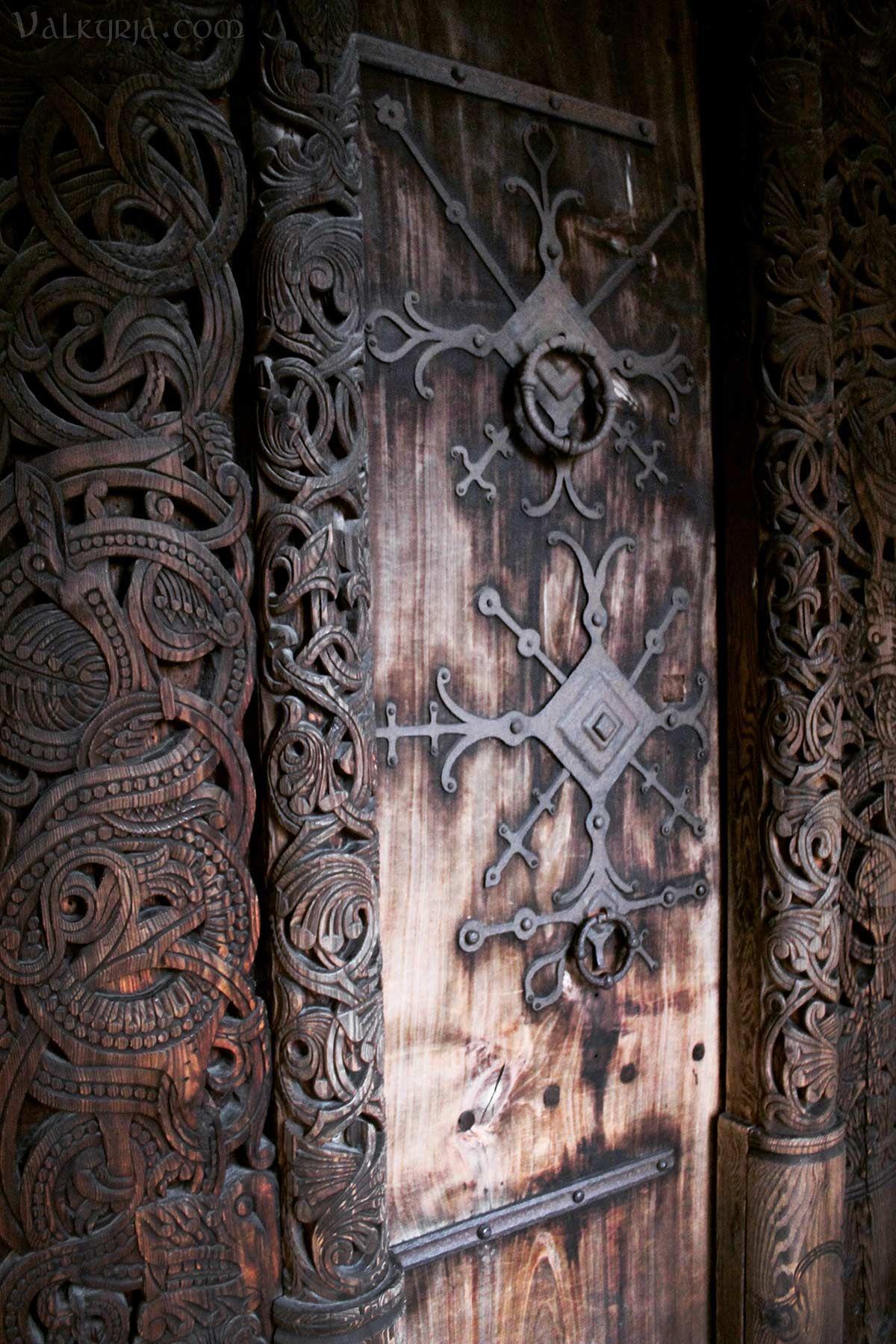 The Viking Minuteman  Photo & The Viking Minuteman : Photo | Doors | Pinterest | Entrance doors ...