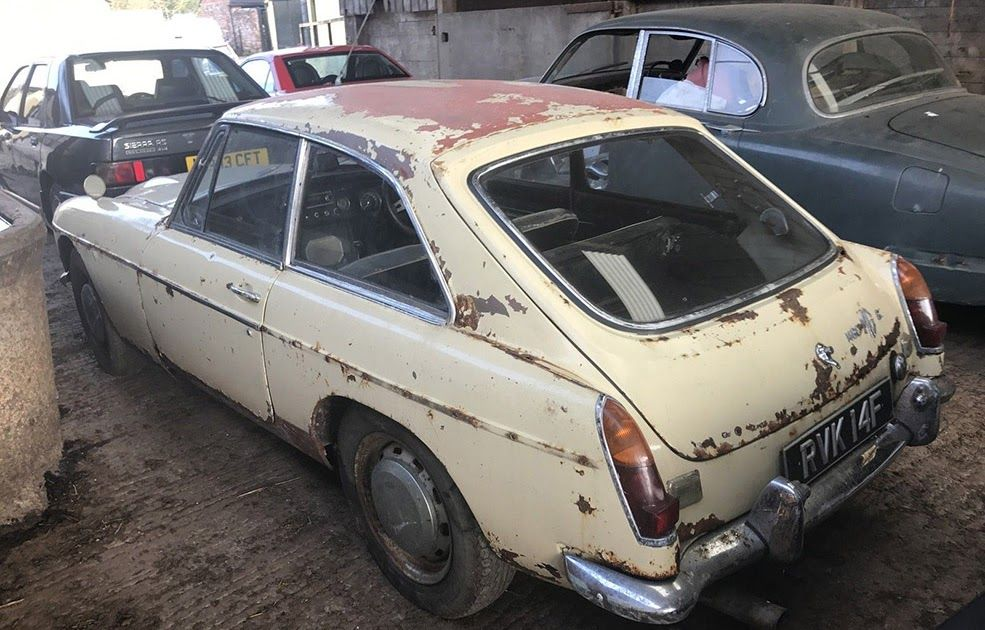 GREAT BRITISH CLASSIC PROJECT CARS FOR SALE Classics