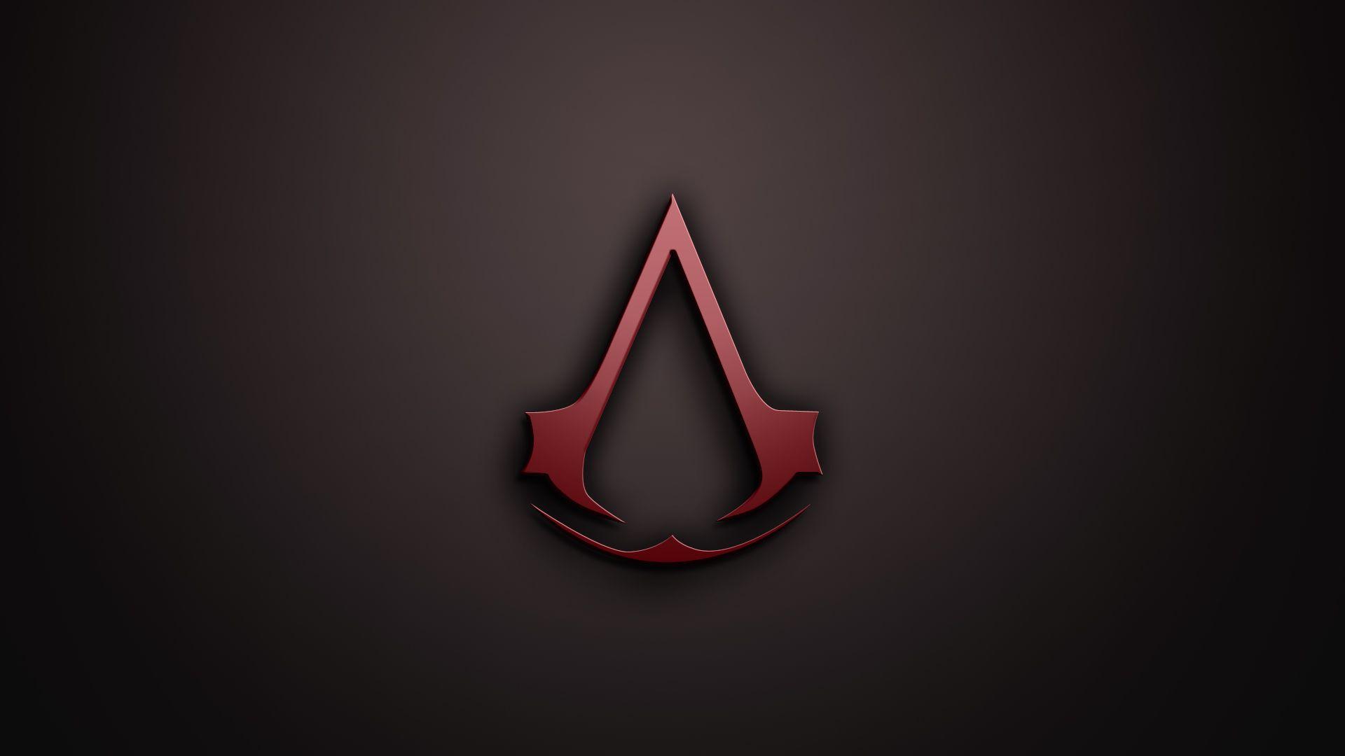 android assassins creed logo wallpaper phone