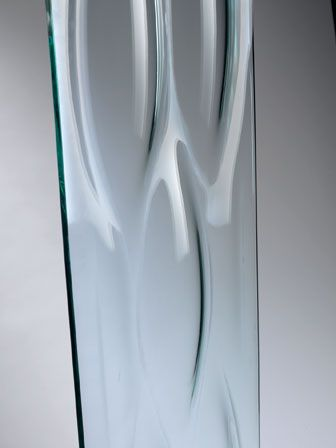 Big by Joel Berman Glass Studio Glass, Abstract artwork