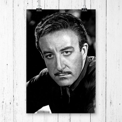 Art Print POSTER CANVAS Peter Sellers