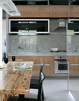 Cozinhas Decoradas - Fotos e sugestões » TP