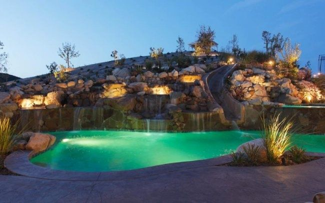10 Amazing Swimming Pools We 39 D Love In Our Backyard
