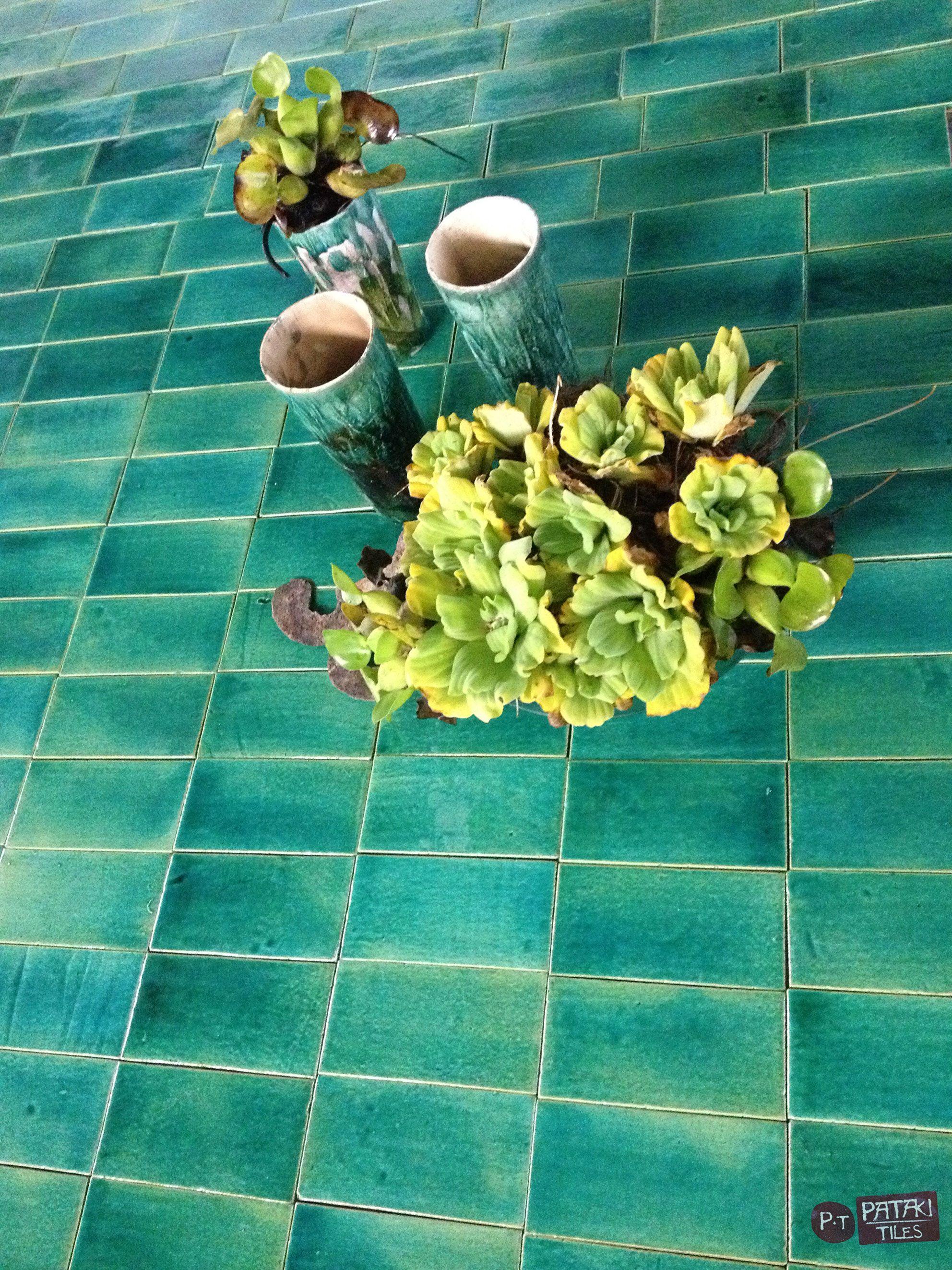 Blue range   Pataki Tiles – Handmade terracotta tiles for your home ...