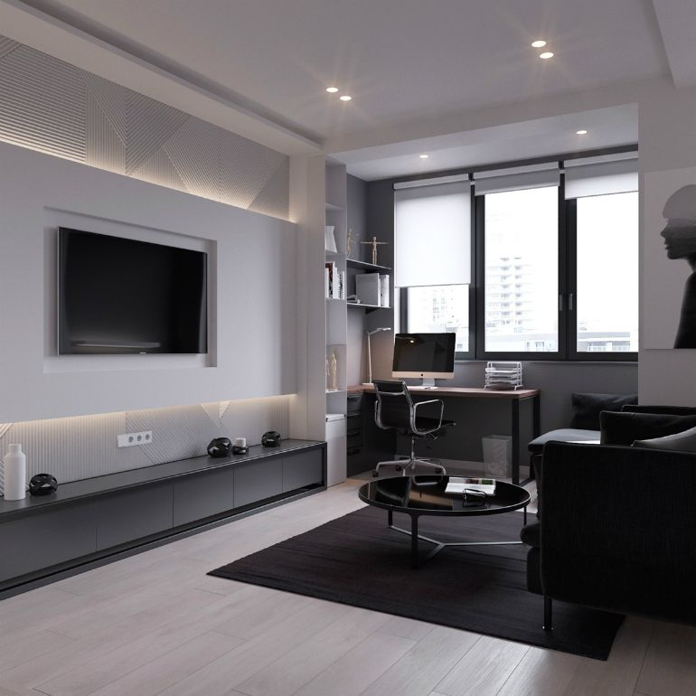 How to Make Your Small Living Room Look Bigger Small living rooms
