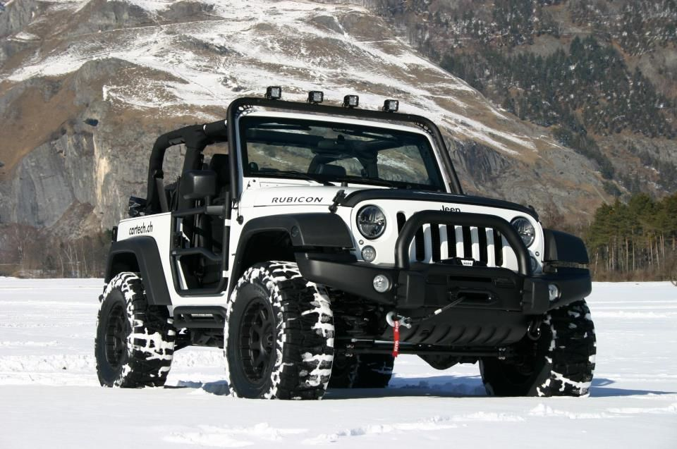 jeep wrangler rubicon nice in white sheep things pinterest fett tr ume und liebe. Black Bedroom Furniture Sets. Home Design Ideas